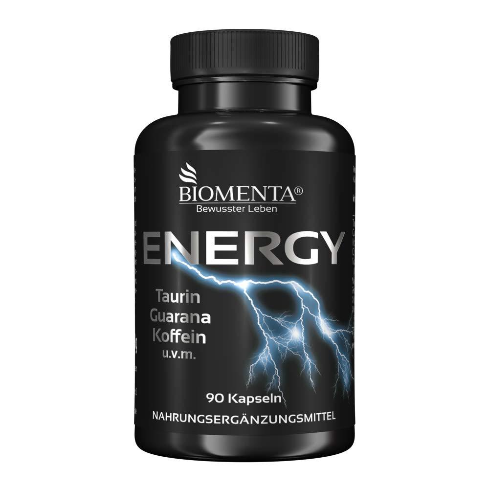 Tabletten für mehr Energie 2