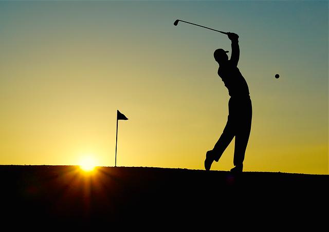 Golf als Sport im Alltag